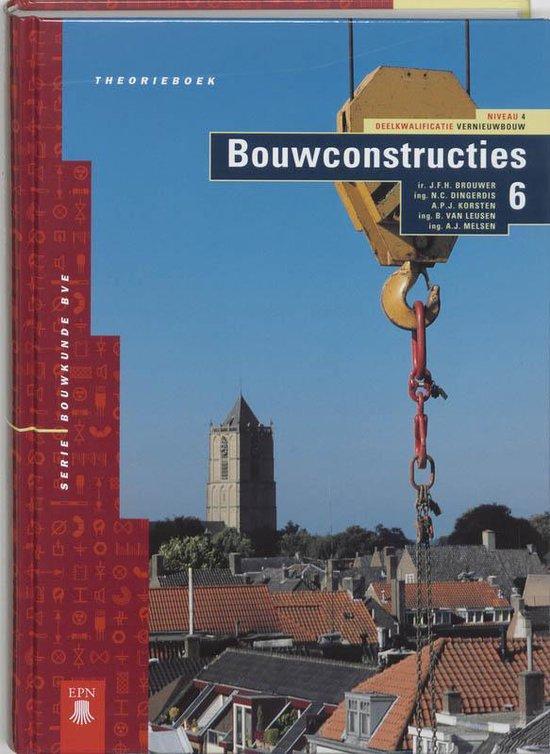 4VNB Bouwconstructies / 6 / deel Theorieboek - J.F.H. Brouwer |