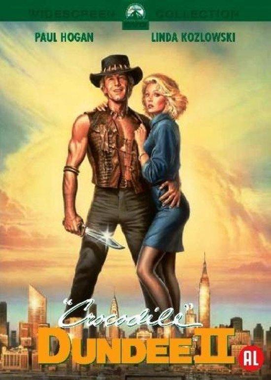 Cover van de film 'Crocodile Dundee II'
