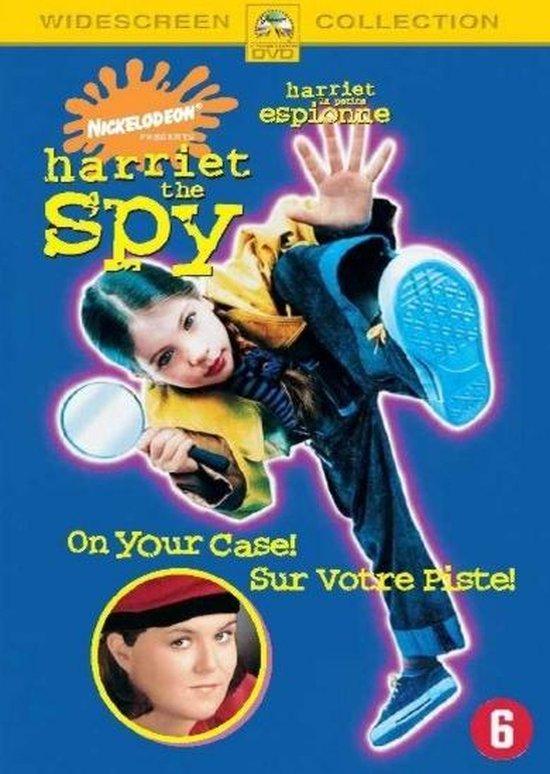 Cover van de film 'Harriet The Spy'