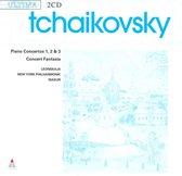 Tchaikovsky: The Piano Concertos