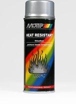 Motip 4032 Hittebestendige Lak - Zilver - 400 ml