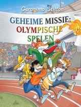 Geronimo Stilton 31 - Geheime missie: Olympische Spelen