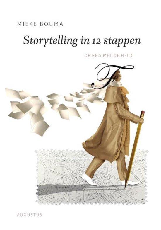 De schrijfbibliotheek - Storytelling in 12 stappen
