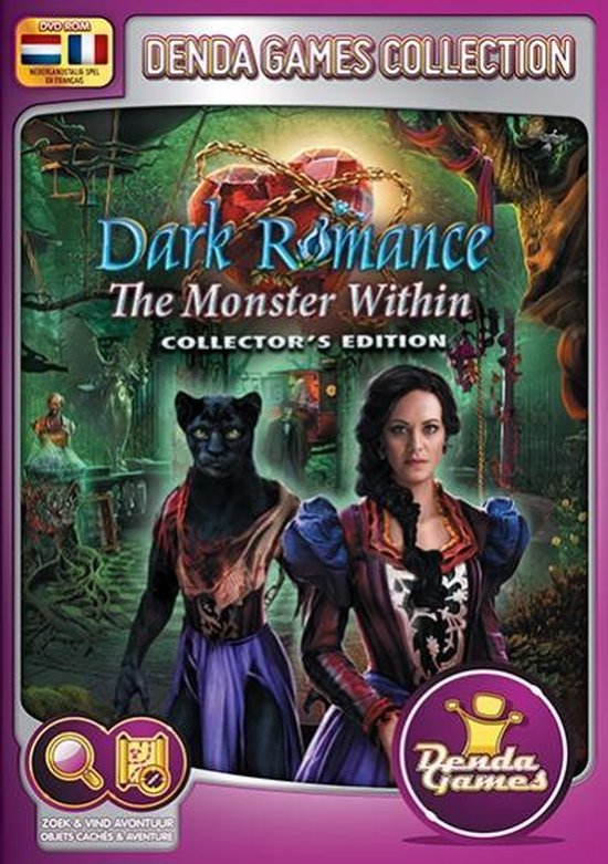Dark Romance - The Monster Within CE