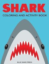 Shark Coloring and Activity Book