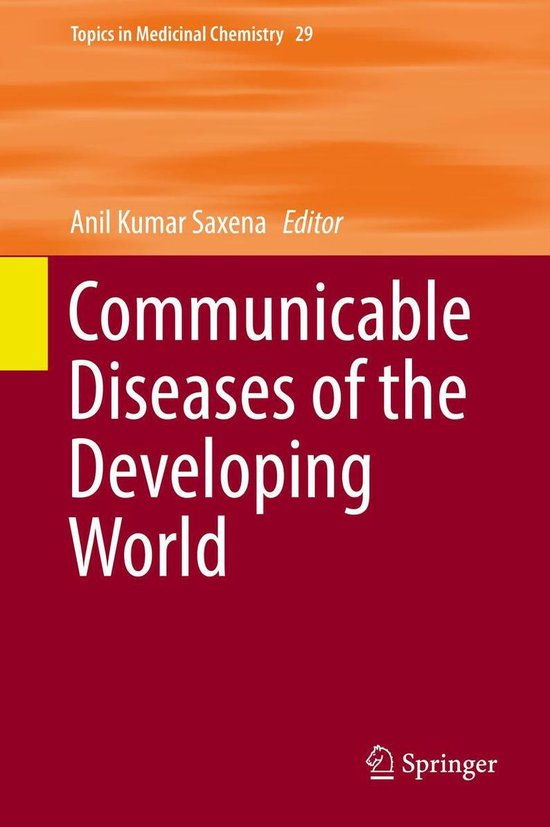 Omslag van Communicable Diseases of the Developing World