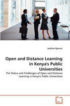 Open and Distance Learning in Kenya's Public Universities