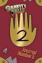 Boek cover Gravity Falls Journal 2 van Genitox Publishing