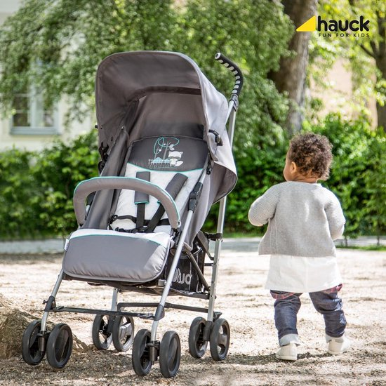 Hauck Speed Plus S - Buggy - Forest fun - Hauck