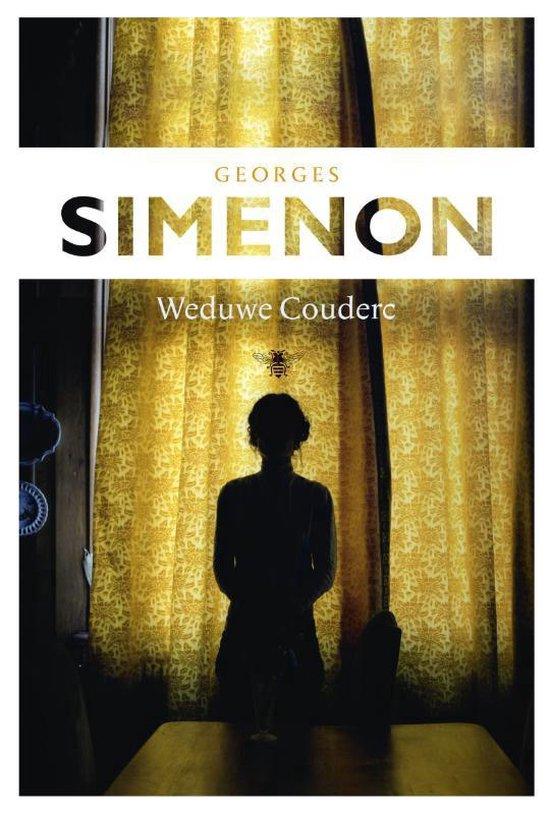 De weduwe Couderc - Georges Simenon  