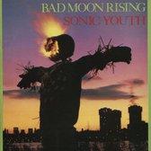 CD cover van Bad Moon Rising van Sonic Youth