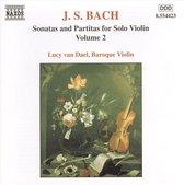 Sonatas & Partitas Vol. 2