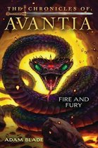 The Chronicles of Avantia #4