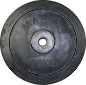 Marcy Rubber Schijf - 20 kg