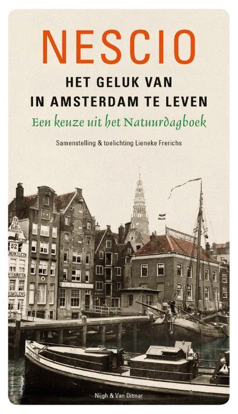 Het geluk van in Amsterdam te leven - Nescio |