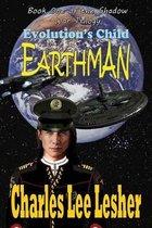 Omslag Evolution's Child - Earthman
