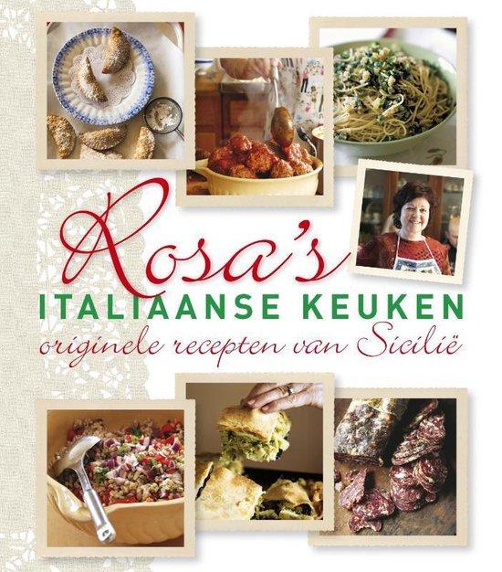 Rosa's Italiaanse Keuken - Rosa Mitchell |