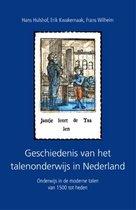 Geschiedenis van het talenonderwijs in Nederland
