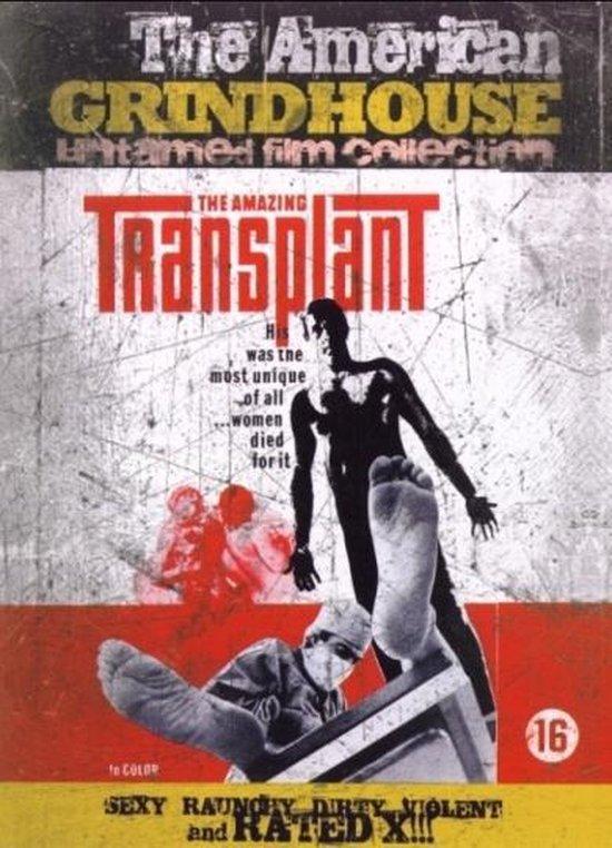 Cover van de film 'Amazing Transplant'