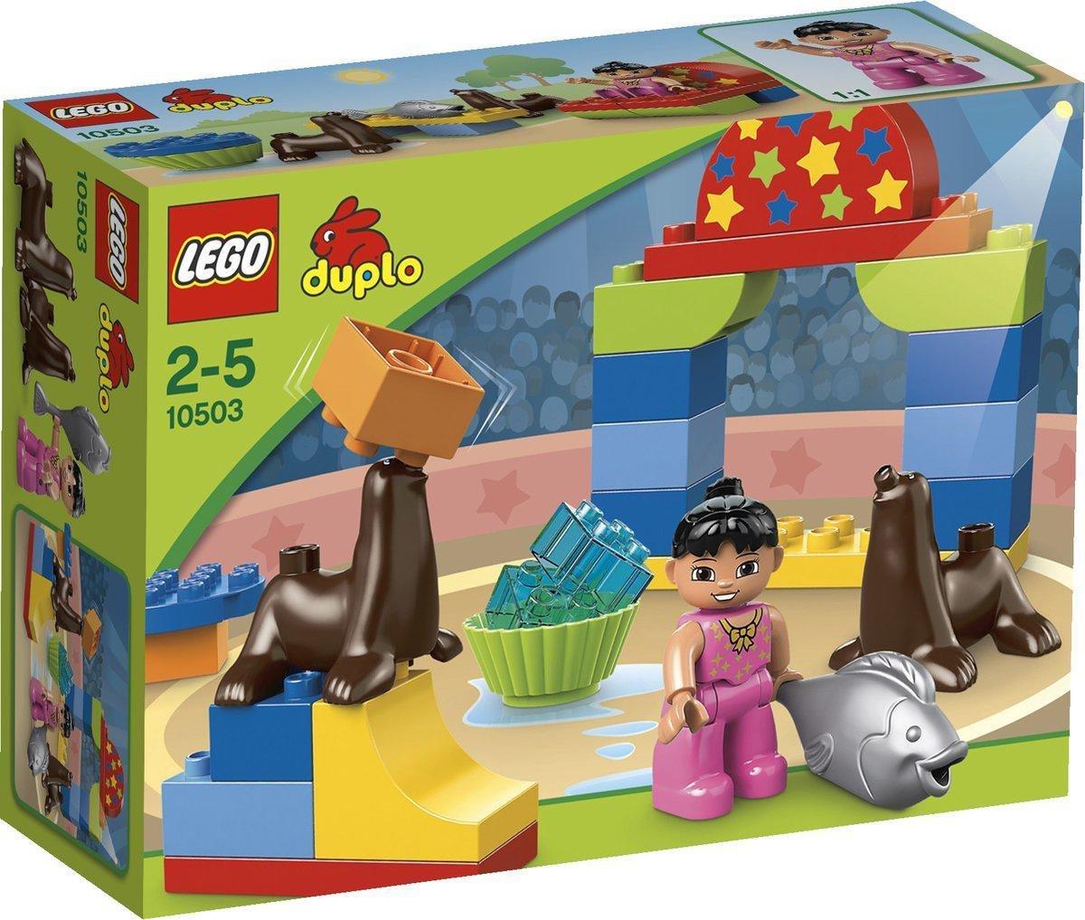 LEGO DUPLO Circus Show - 10503