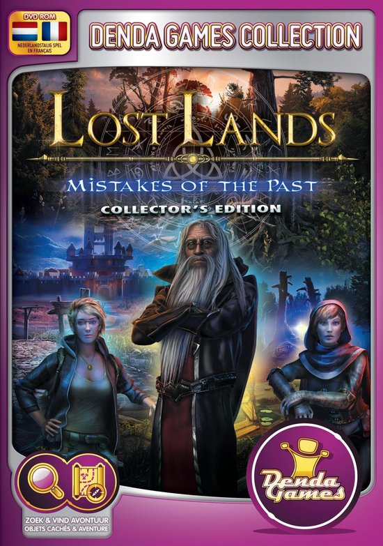 Lost Lands: Mistakes of the Past (Collector's Edition) (PC)