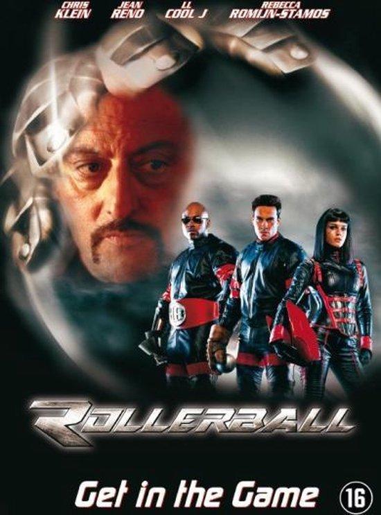 Cover van de film 'Rollerball'