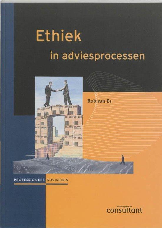Ethiek in adviesprocessen - Rob van Es pdf epub