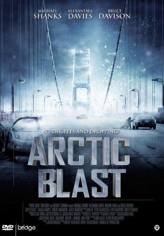 Cover van de film 'Artic Blast'