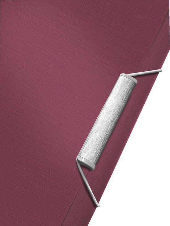 Leitz Style Projectmap - A4 - Granaat Rood