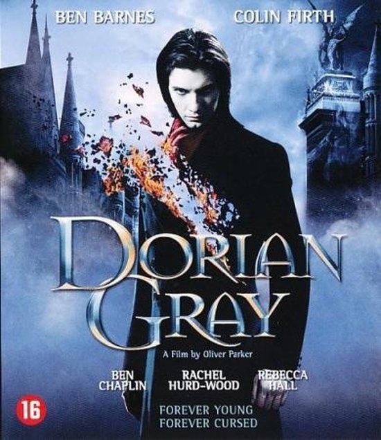 Cover van de film 'Dorian Gray'