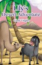 Lily's Desert Adventure