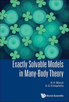 Boek cover Exactly Solvable Models In Many-body Theory van Norman H March