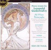 Rian De Waal Piano - Godowsky: Piano Music