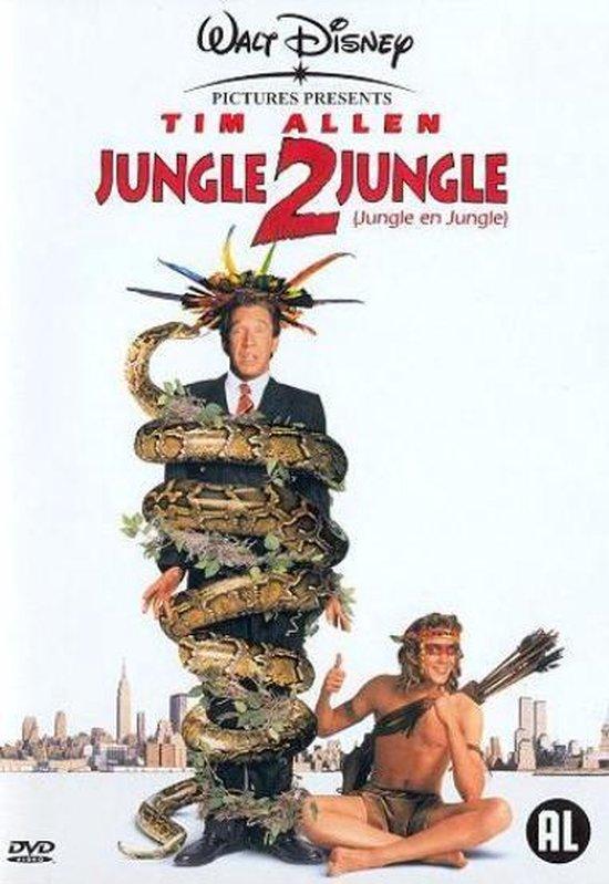 Cover van de film 'Jungle 2 Jungle'