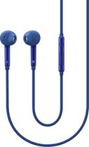Samsung stereo headset - 3.5mm in-ear - blauw