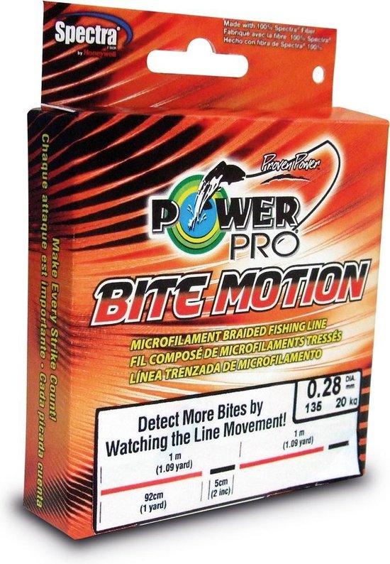 Power Pro Bite Motion | Dyneema | 0.13mm | 1600m