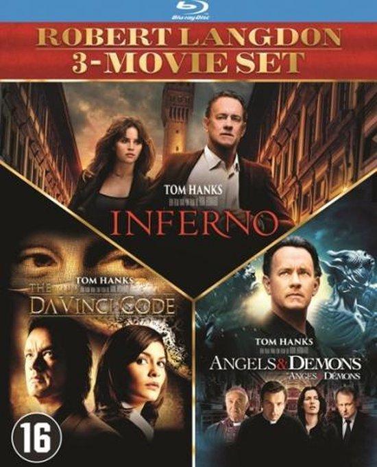 Inferno - Angels & Demons - The Da Vinci Code (Blu-ray)