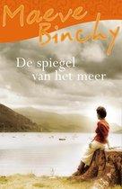 Boek cover De spiegel van het meer van Maeve Binchy
