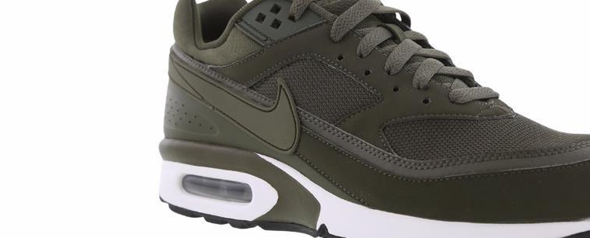 | Nike Air Max BW Khaki maat 44.5 Heren Sneakers