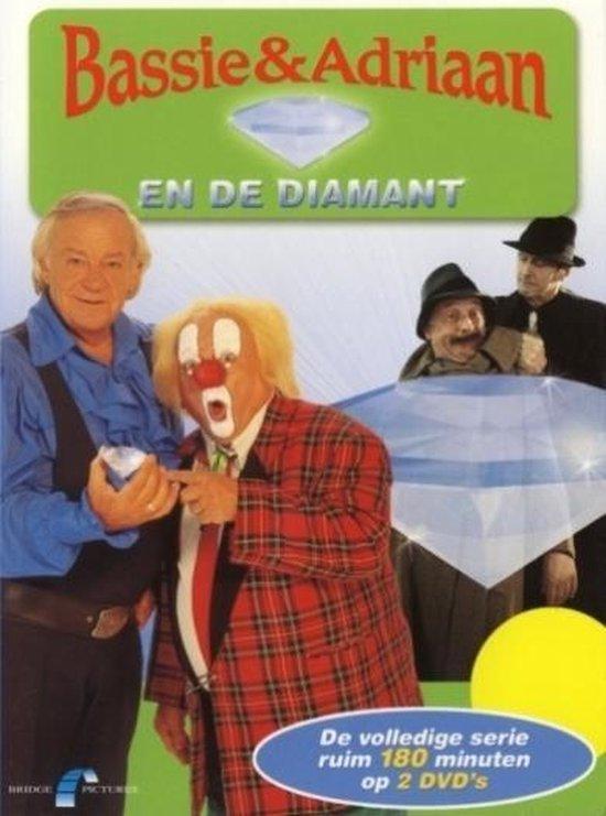 Cover van de film 'Bassie & Adriaan en de Diamant'