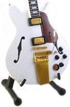 Miniatuur gitaar Neil Young Gibson