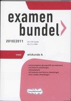 Examenbundel - Wiskunde A 2010/2011 - deel VWO