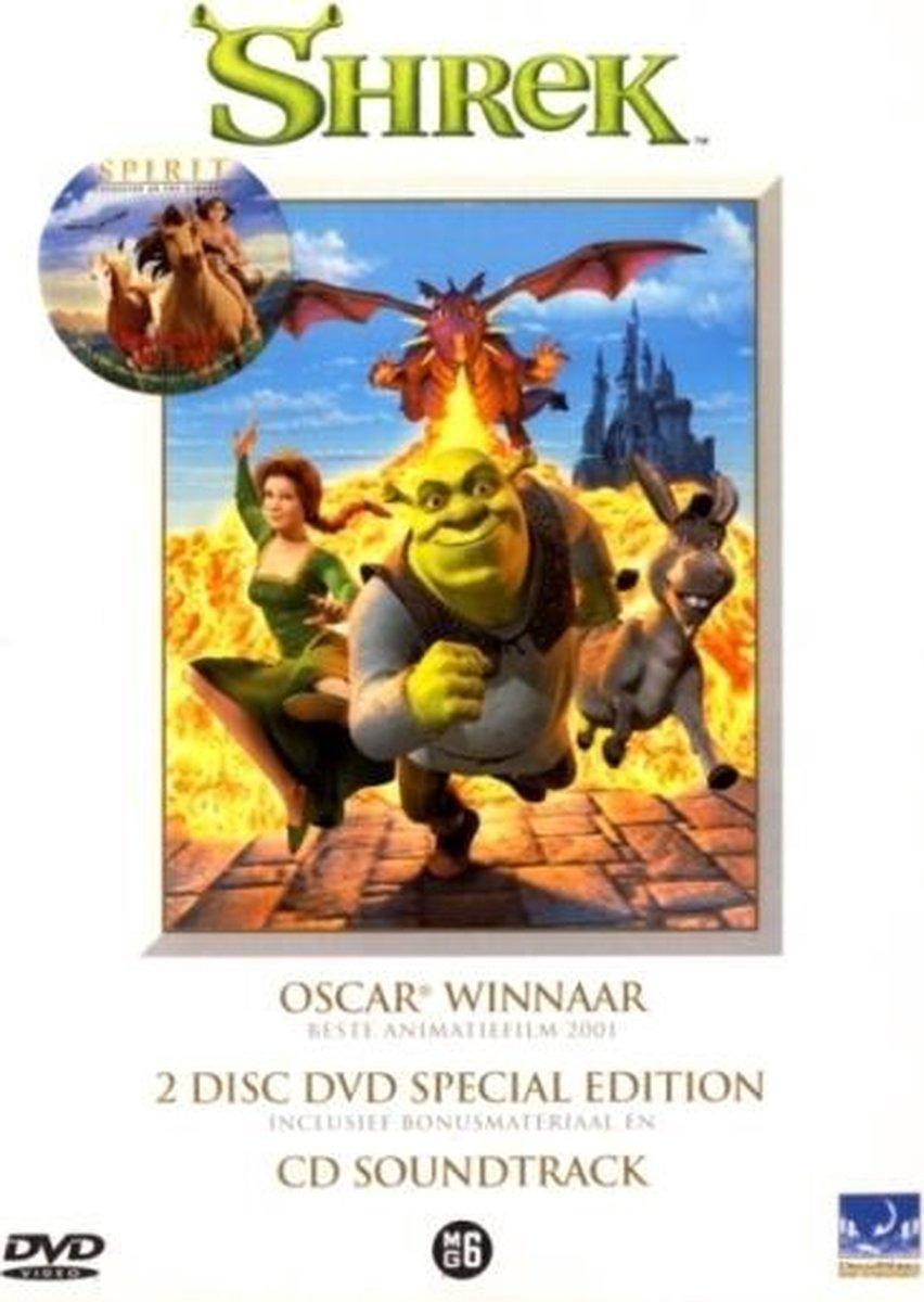 Bol Com Shrek S E D Dvd Dvd S