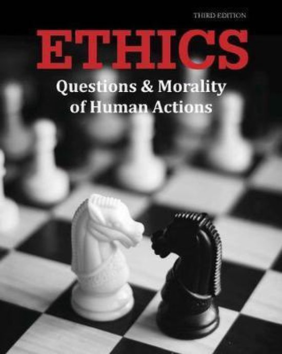 Boek cover Ethics van Salem Press