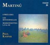 Martinu: Piano Works Vol.3