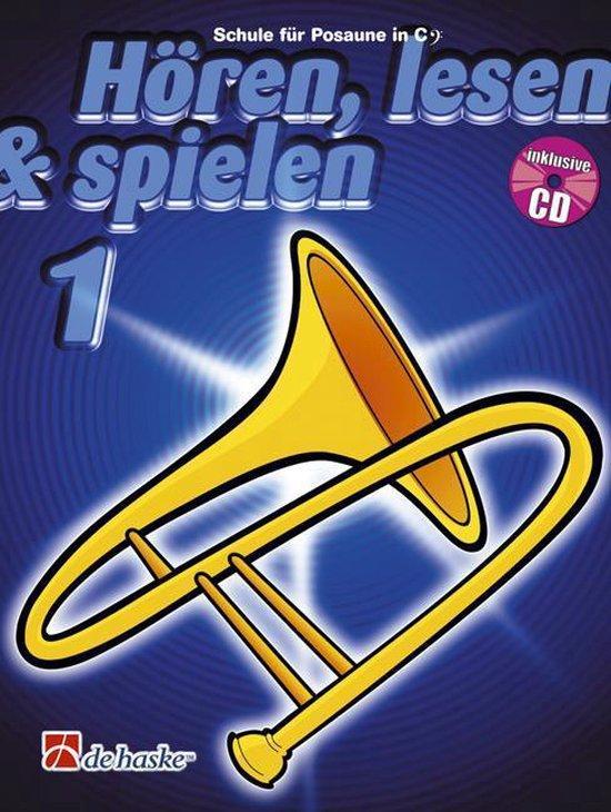 Hren Lesen Spielen 1 Posaune in C Bc - J.J.P. Kastelein   Fthsonline.com