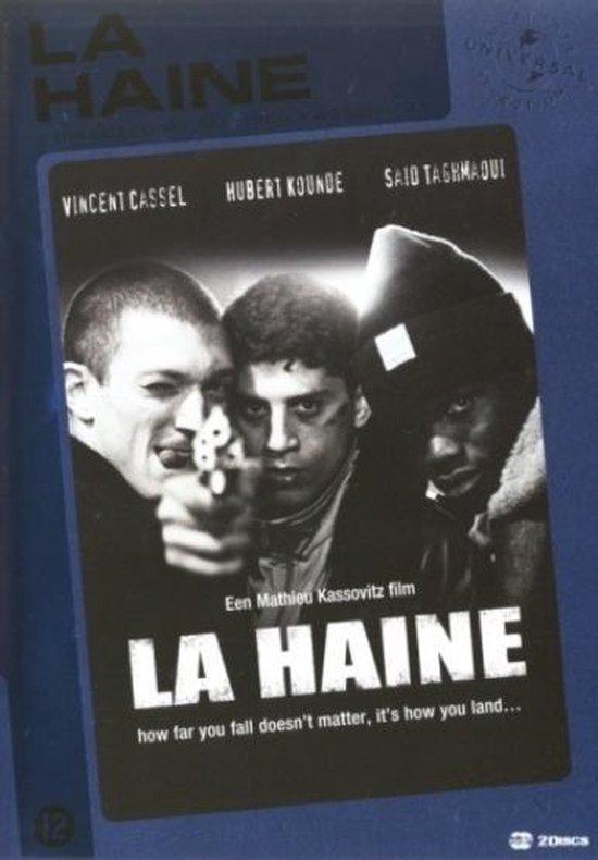 Cover van de film 'La Haine'