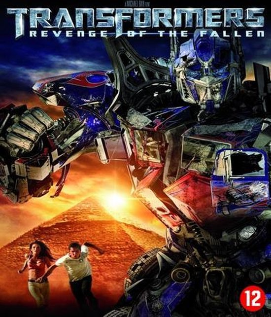 Cover van de film 'Transformers 2: Revenge Of The Fallen'