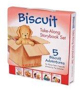Biscuit Take-Along Storybook Set