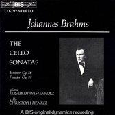 Brahms - Cello-Son.